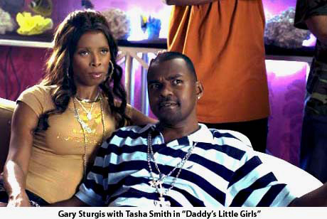 Gary Sturgis and Tasha Smith in Daddy's Little Girls