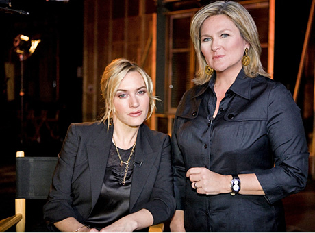 kate winslet reader pics. Oscar Nominee Kate Winslet