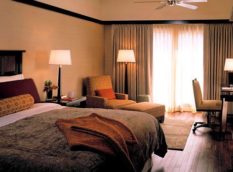 All Guestrooms are Cozy and Eco-Friendly