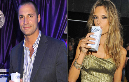 Nigel Barker, Alessandra Ambrosio