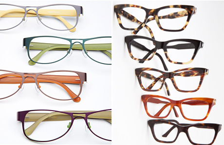 SEE's stylish eyewear.