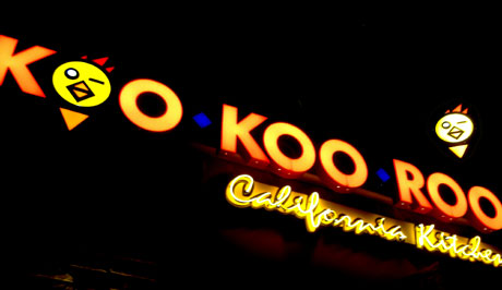 Koo Koo Roo California Chicken Bistro