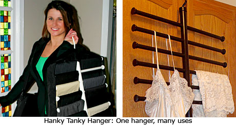 Hanky Tanky Hanger Helps you Get a little more Organized   LA's The Place    Los Angeles, Magazine