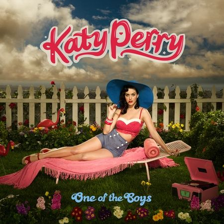 CD Kate Perry One of the Boys