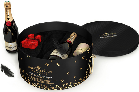 Moet & Chandon Bubbles of Seduction Gift Pack