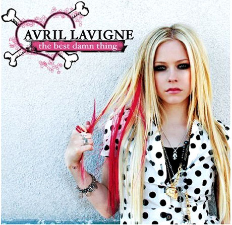 "avril lavigne album the best damn thing. Avril Lavigne's ""The Best Damn Thing"" on RCA records"