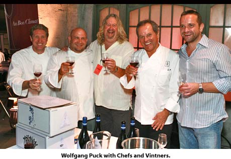 Wolfgang, chefs and vintners