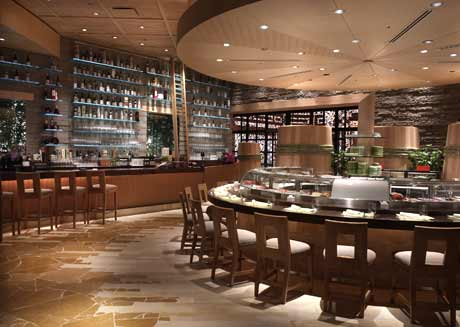 Okada at Wynn Las Vegas: An Eastern Oasis in the Desert