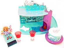 Bratz Kidz Ice Cream Making Snow Lodge