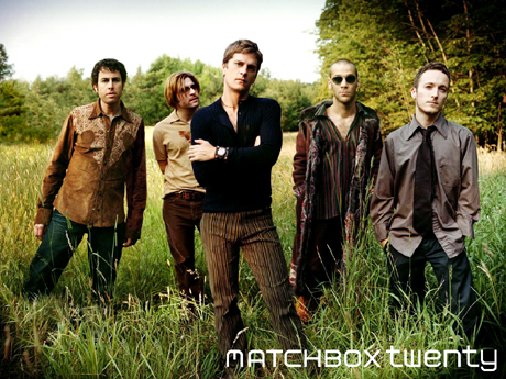 matchbox twenty songs 2