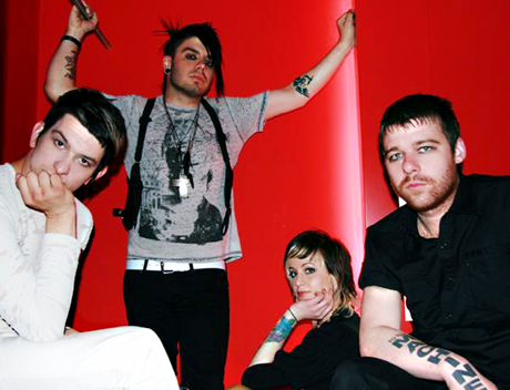 Shiny Toy Guns Other members of the band includes co-founder Chad Petree,
