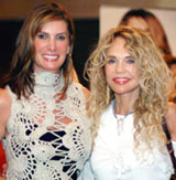 Lizanne Falsetto, Dyan Cannon