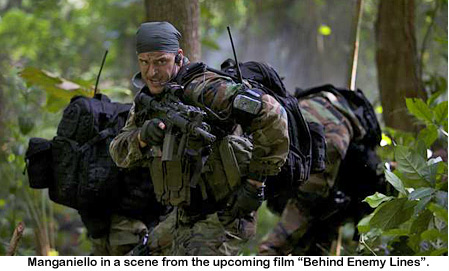 "Joe Manganiello in ""Behind Enemy Lines"""