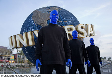Blue Man Group, Universal Studios Florida