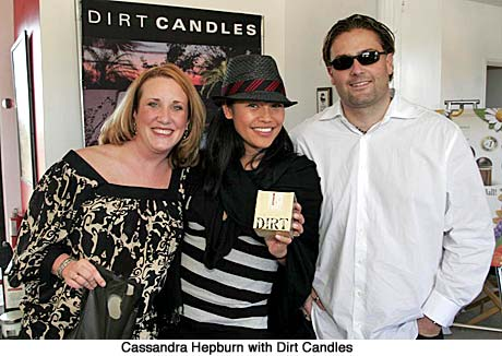 Cassandra Hepburn, Dirt Candles