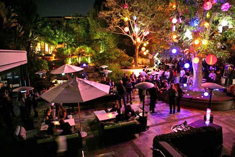 W Los Angeles Westwood Hotel And American Cancer Society Escape To Battle La S The Place Magazine