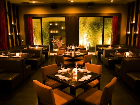 Koi restaurant top la celebrity hotspot and foodie for Best private dining rooms los angeles