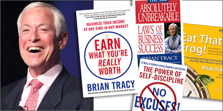 Brian Tracy author of 45 books
