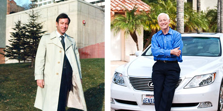 Brian Tracy Then Now