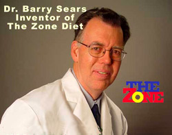 Dr. Barry Sears - The Zone Diet