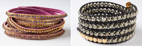 A Jewelry Wonderland wrap bracelets