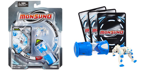 Monsuno Scatter Brainz Dart 3 pack