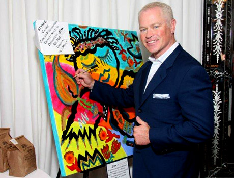 Neal-Mcdonough-of-Justified-at Secret-Room-MTV-Gift-Suite