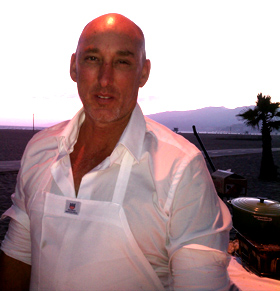 Chef Mark Gold, Eva Restaurant