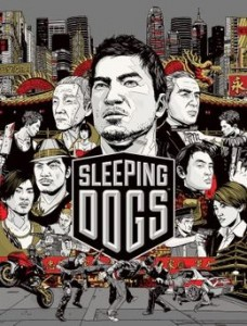 Sleeping Dogs For Xbox360 and PS3