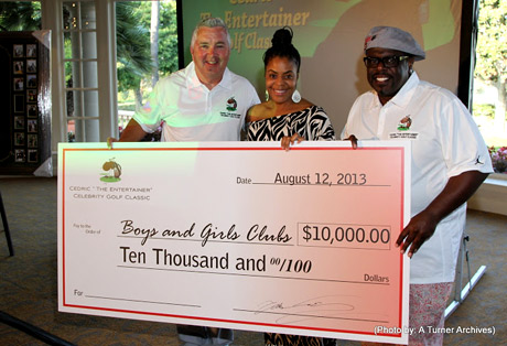 """ Celebrity Golf Classic: A Summer Day of Fun and Fundraising"