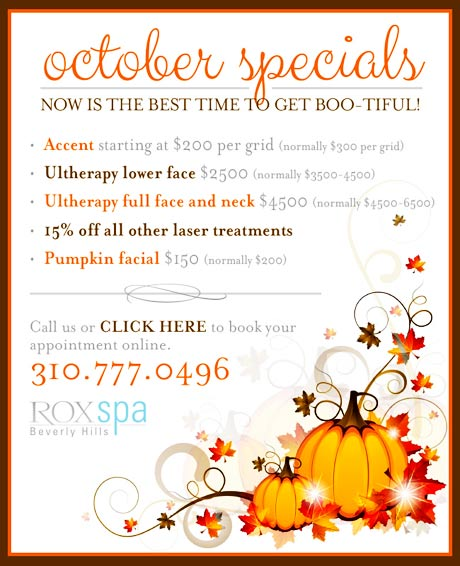 Rox-Spa-October-Specials