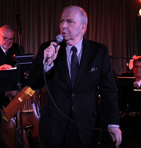The Frank Sinatra, Jr. performance was phenomenal. He was channeling his famous father with his great singing.