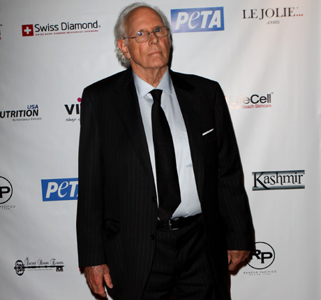 Guest, actor Bruce Dern, who was nominated for 'Nebraska'.
