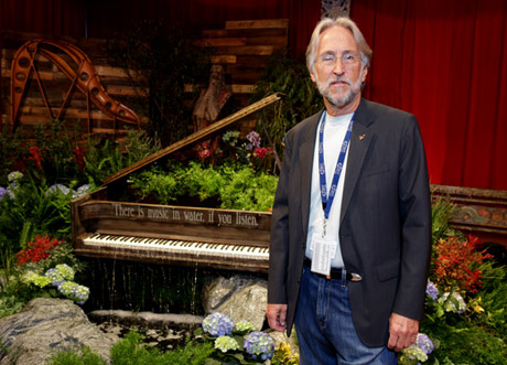 President/CEO of The Recording Academy Neil Portnow (Photo by Tiffany Rose/WireImage)