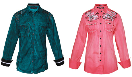 New spring styles from Roar Clothing.