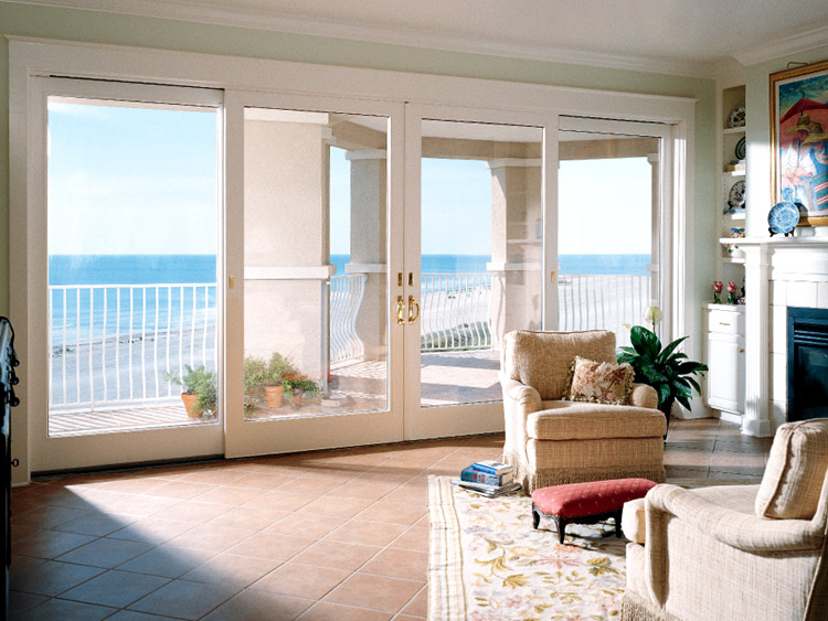 let the light in with french doors in newport beach by