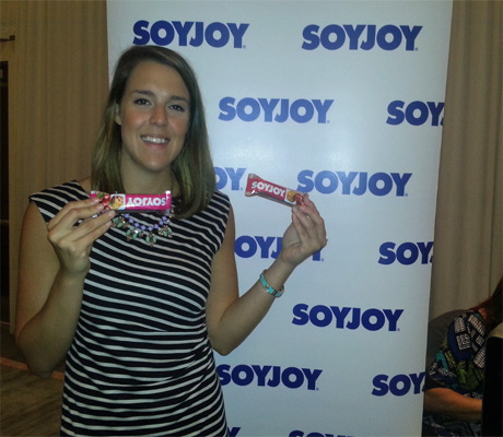 SoyJoy combines great taste and essential nutrients