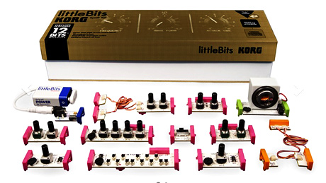 littleBits Sound Kit