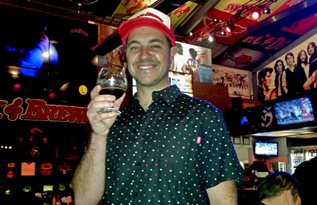 Anthony Grimes, Rock and Brews El Segundo Beverage Manager