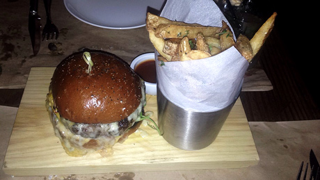 Top Ten Burger in L.A.!