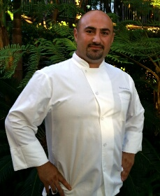 Executive Chef Felix Nappoly