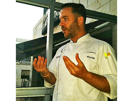 Executive Chef Chris Garasic