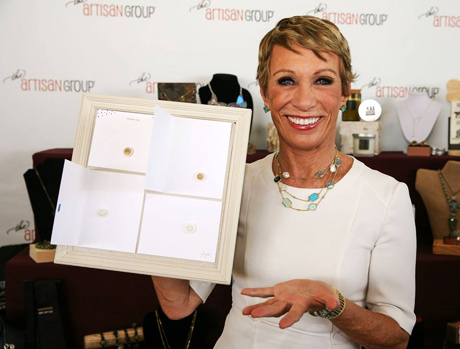 Barbara Corcoran of Shark Tank (Nominated Show: Structured Reality Program)