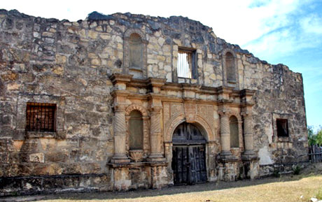 Picture of John Wayne's Alamo