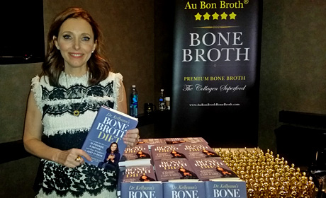 Dr. Kellyanne, author of the Bone Broth Diet.
