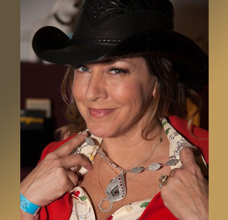 Joely Fisher with The Artisan Group Jewelry