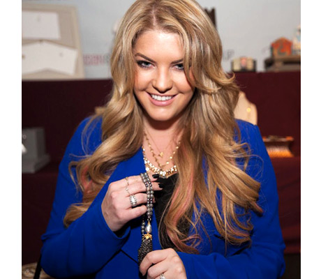 "Pandora Vanderpump of Bravo's ""Vanderpump Rules"" / ""Real Housewives of Beverly Hills with Fizz Candy Jewelry"