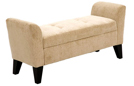 Gorgeous Cleopatra Bench/Storage from jermome's Furniture