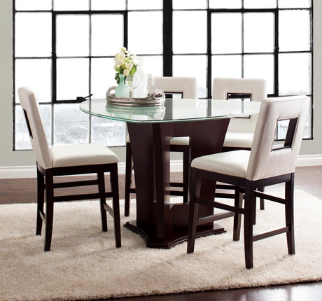 Jeromes Furniture Soho Dining Set