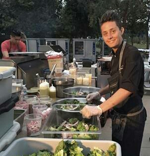 Executive Chef Diana Stavaridis